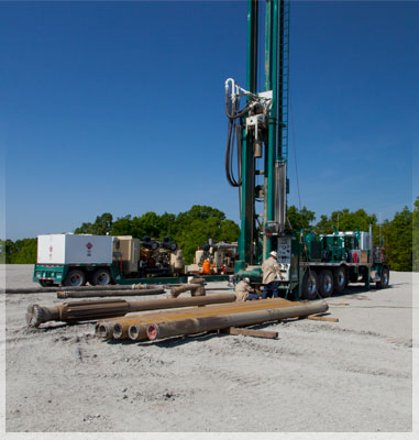 Drilling methods from Pinson Drilling, Inc. - Huntington, WV